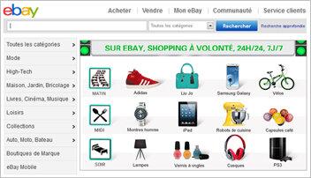 eBay ferme sa section petites annonces - D.R.