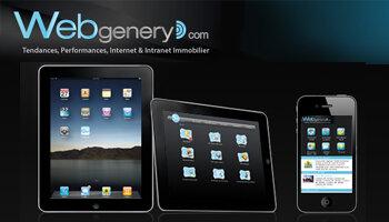 Webgenery lance un logiciel full web pour les promoteurs - D.R.