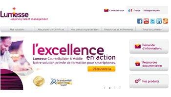 CourseBuilder de Lumesse: un outil de création de contenu plus mobile - D.R.