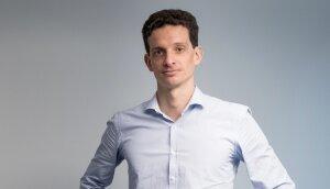 Loeiz Bourdic, directeur de PriceHubble France - © D.R.