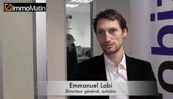 3 min avec Emmanuel Labi, autobiz - D.R.