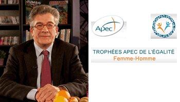 """""""Les trophées APEC de l'égalité femme-homme peuvent favoriser la motivation et la reconnaissan - D.R."""