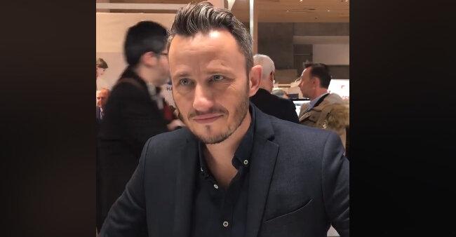 Romain Cartier, coach immobilier et animateur de l'émission M6 recherche maison ou appartement-