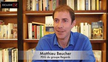 3 min avec Matthieu Beucher, Klaxoon - D.R.