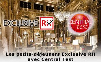 Agenda: Les petits-déjeuners Exclusive RH avec Central Test «Mobilité interne: vieux syndromes et nouveaux remèdes!» - D.R.