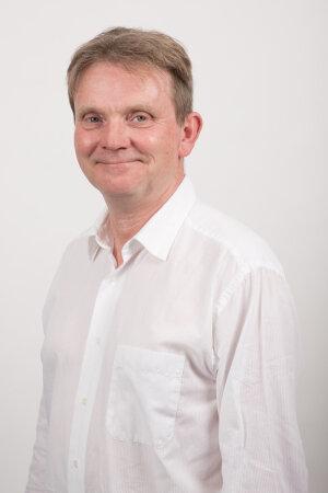 Christophe Maneuvrier, VP immobilier et développement durable, Université de Caen